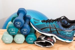 symbols of giving the gift of fitness